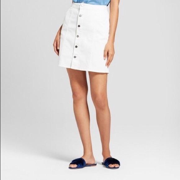 7a89670c09 A New Day Skirts | Nwot Target Womens Jene Skirt | Poshmark